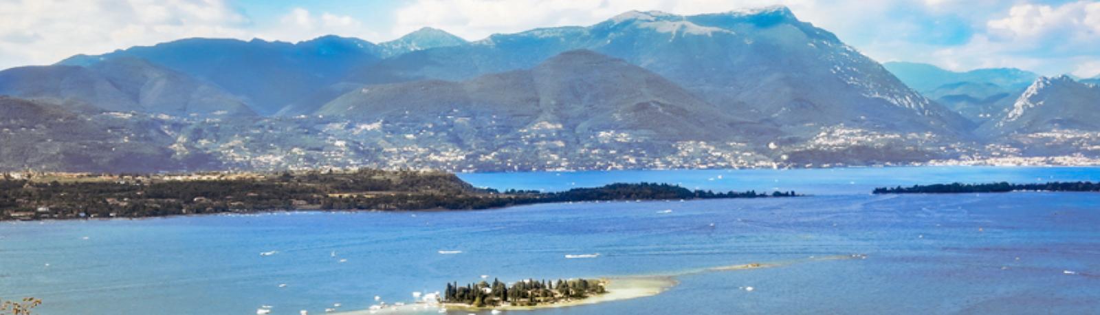 Garda Lake April-May 2014