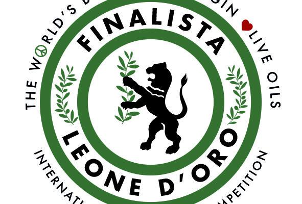Bollino del finalista Leone d'Oro